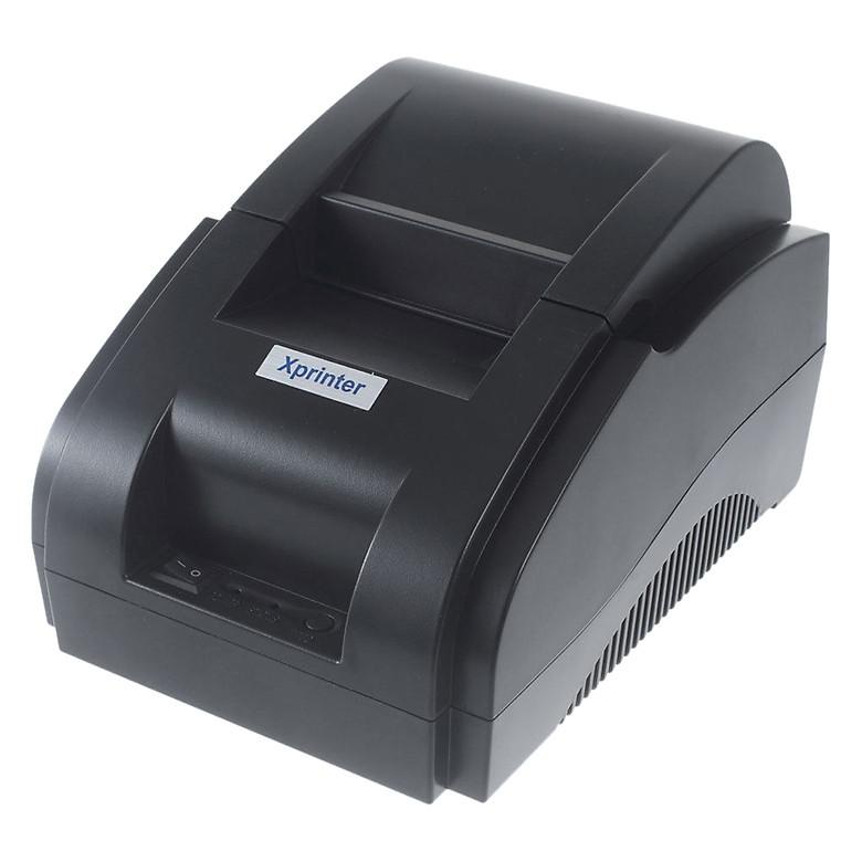 Máy in hóa đơn Xprinter 58iih không dây Bluetooth