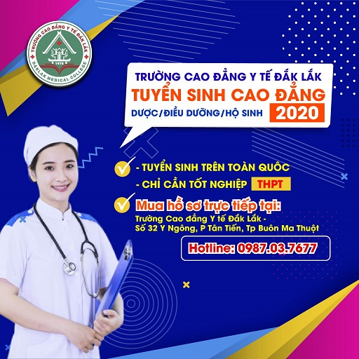 Trường Cao đẳng Y tế Đắk Lắk
