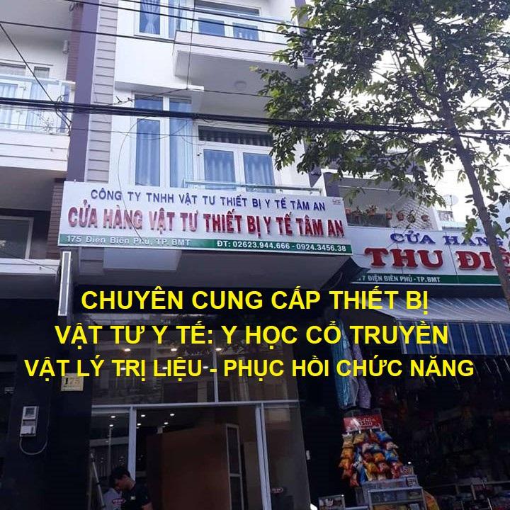 Cty TNHH Vật tư - TBYT Tâm An