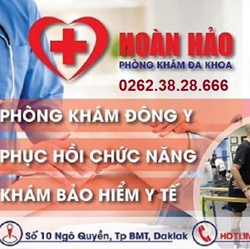 Khám chữa bệnh YHCT-PHCN Hoàn Hảo